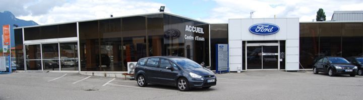 Le r seau de concessionnaires 103 distributeurs for Garage ford la valette