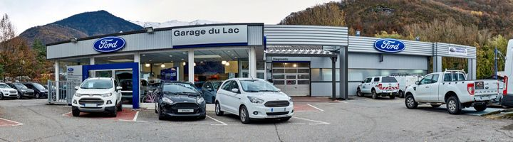Concession Garage du Lac