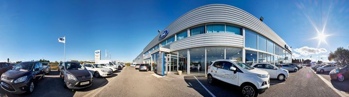 Concession Polygone Auto - Ford Perpignan Nord