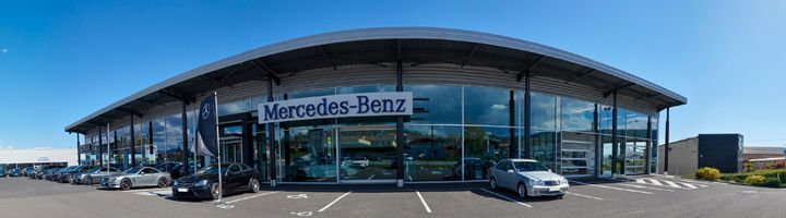 Concession Mercedes-Benz Clermont-Ferrand