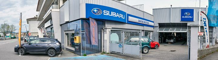Concession Subaru Annecy