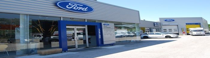 Concession Ford La Valette